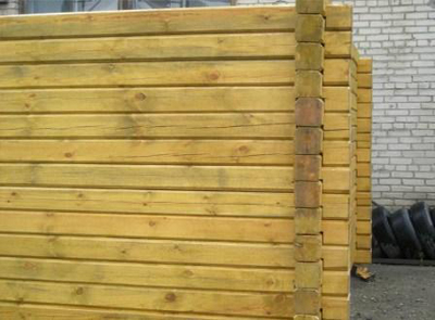 Строительство бани из дерева в Тюмени