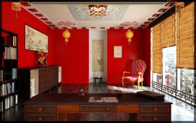 Отделка квартиры (дома) в Тюмени: китайский стиль