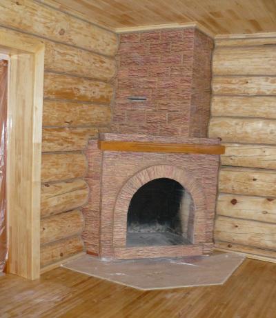 Отделка деревянного дома в тюмени