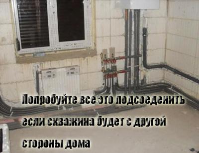Монтаж систем отопления и водоснабжения в Тюмени и Тобольске